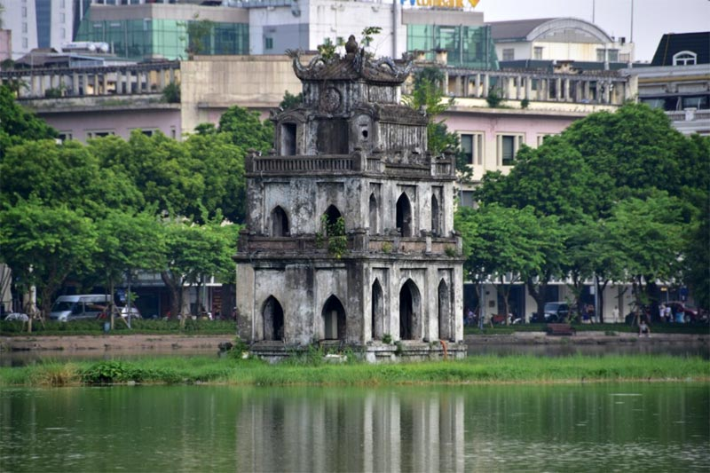 La torre della targaruga
