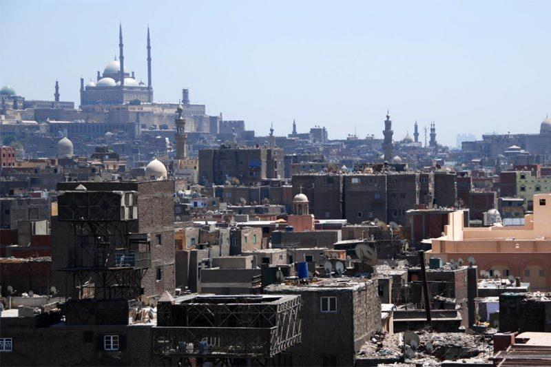 Panorama de il Cairo