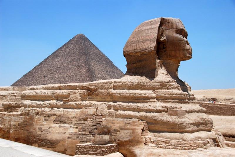 andare in Egitto