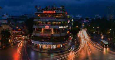 Legend Beer di Hanoi