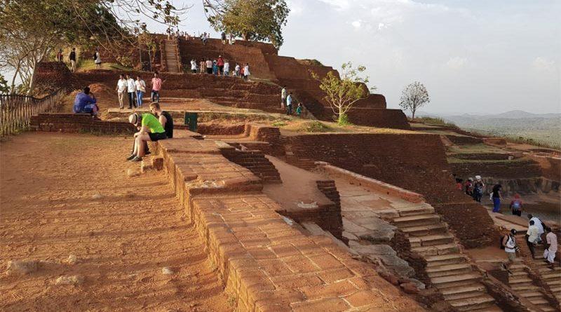 Storia di Sigiriya