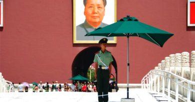 ritratto di Mao