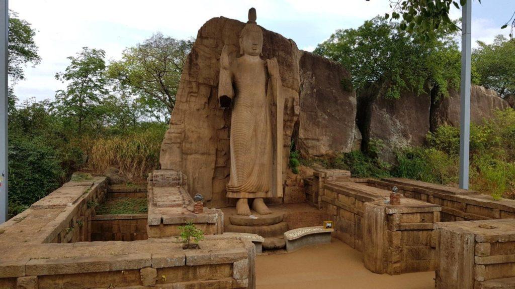 Buddha di Aukana