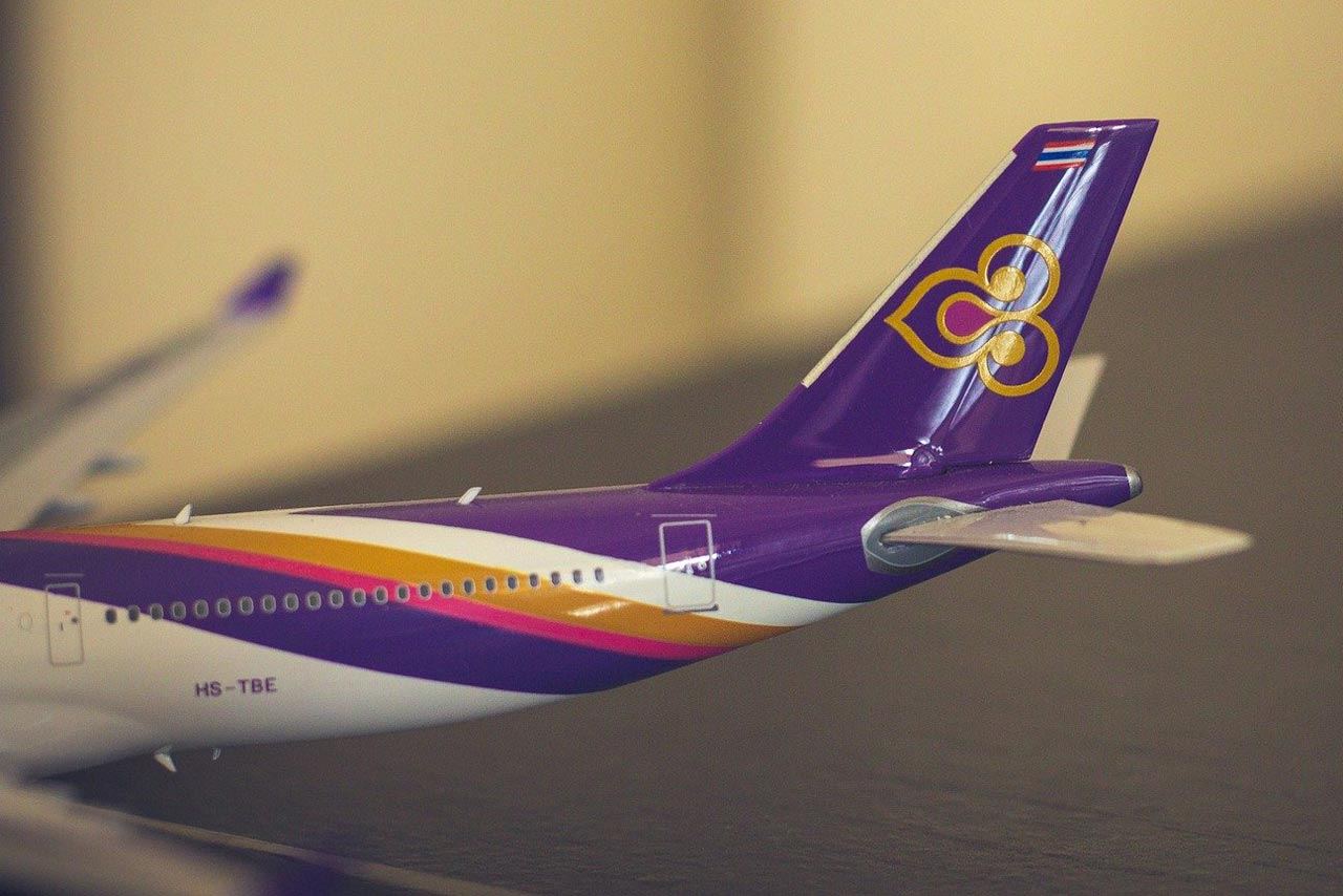 Thai Airways volo diretto Roma