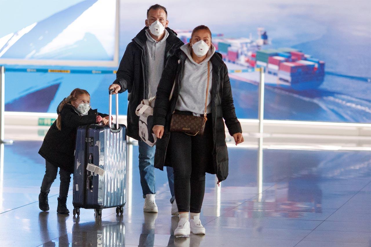 Coronavirus e viaggi all'estero