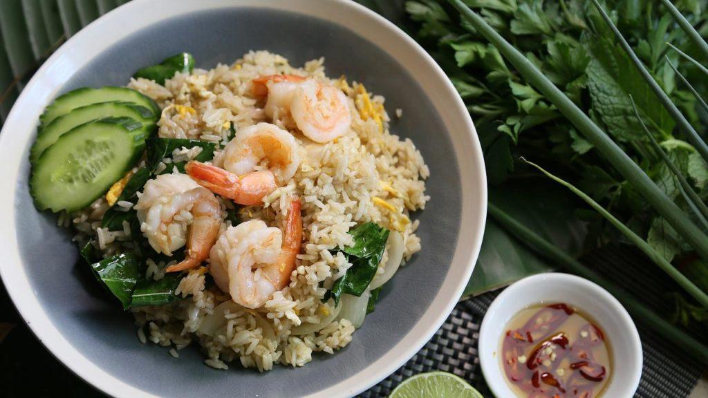 riso fritto vietnamita