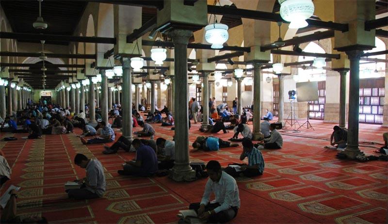 Studenti islamici