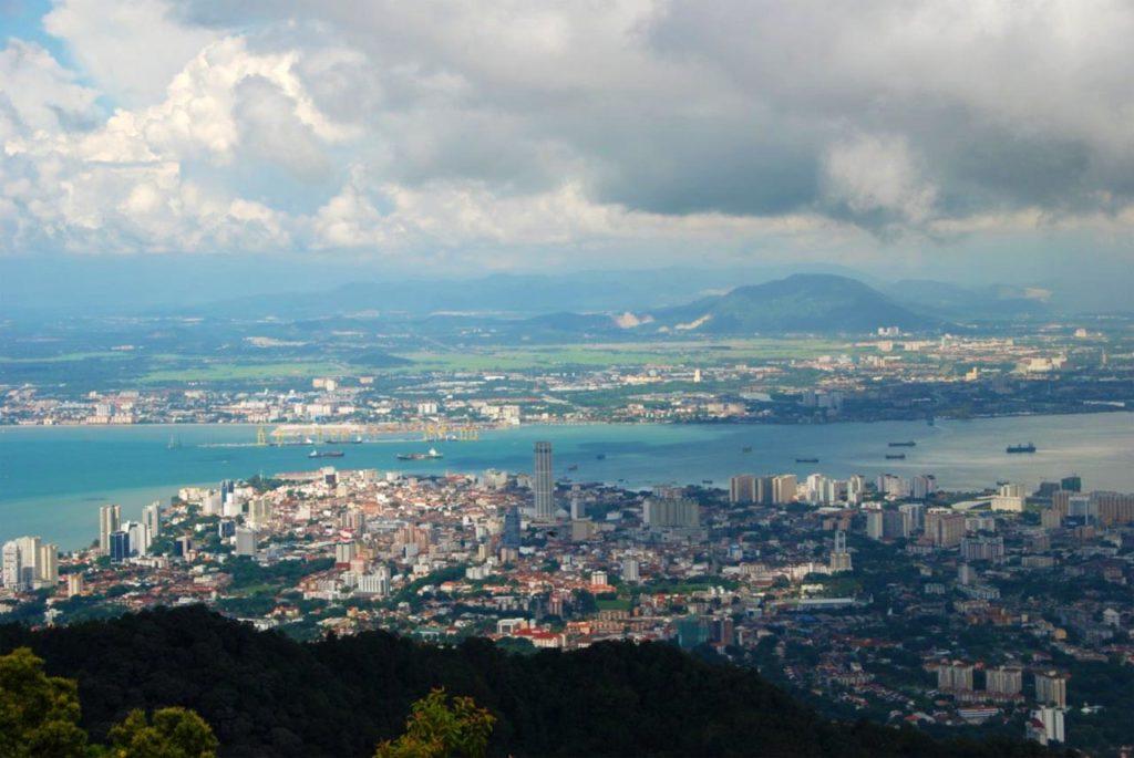 andare a Penang