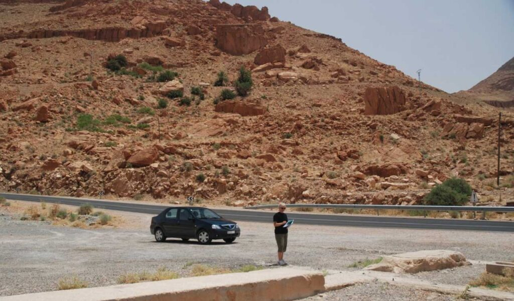 Marocco in piena estate