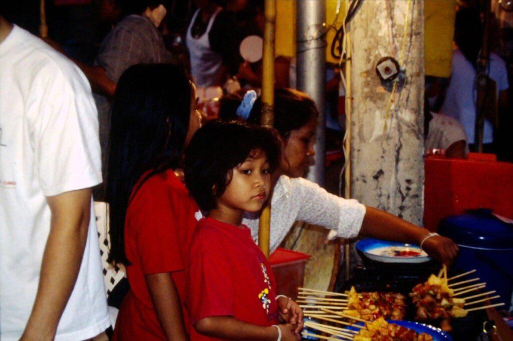Street food a Chiang Mai
