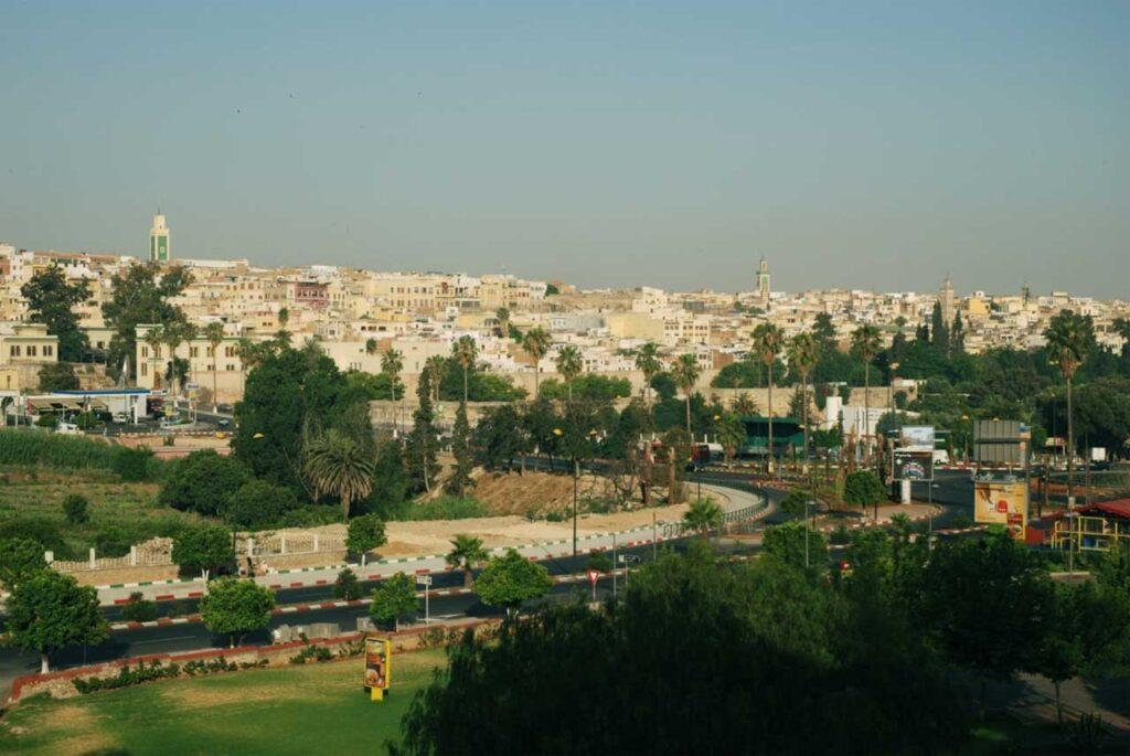 Meknes città imperiale