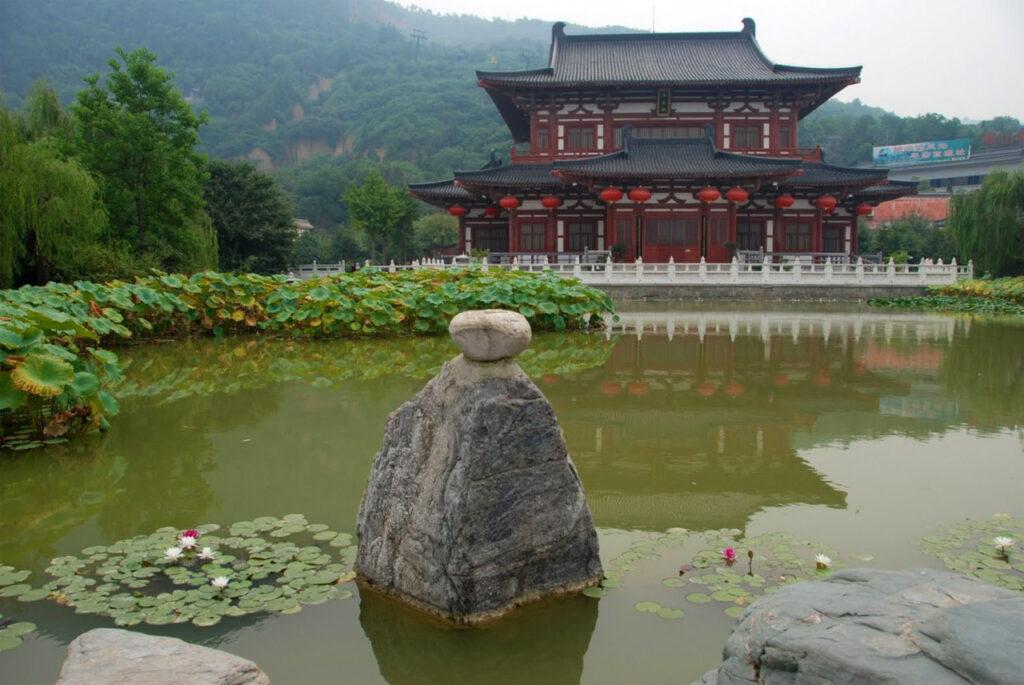 Huaqing Hot Springs
