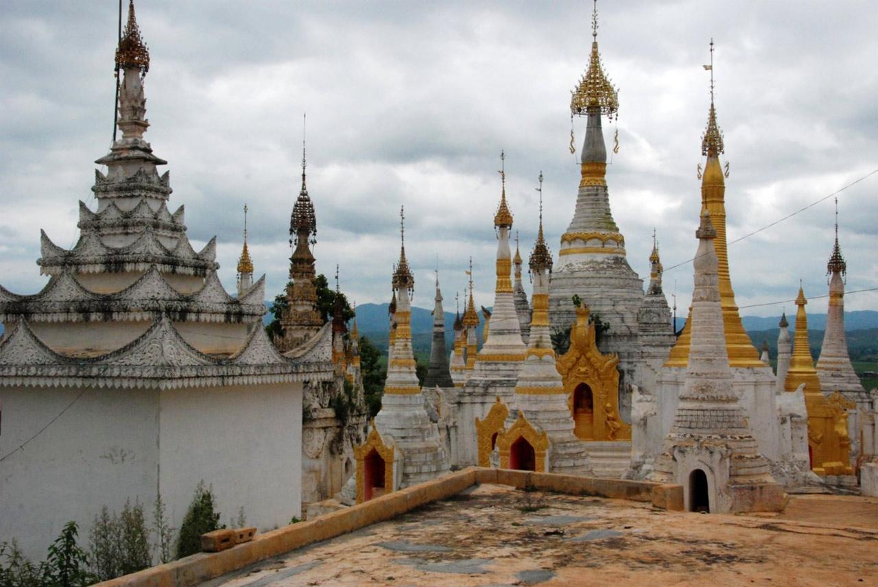 indein pagode