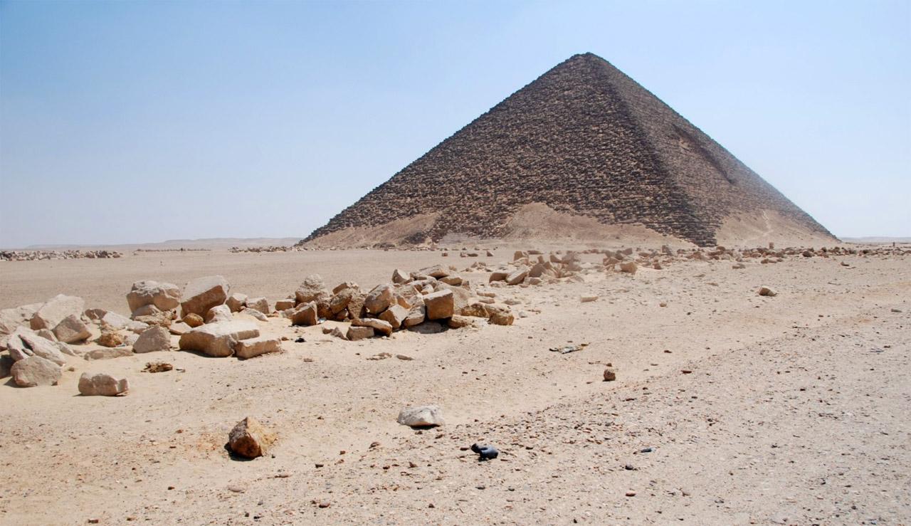 Piramide rossa