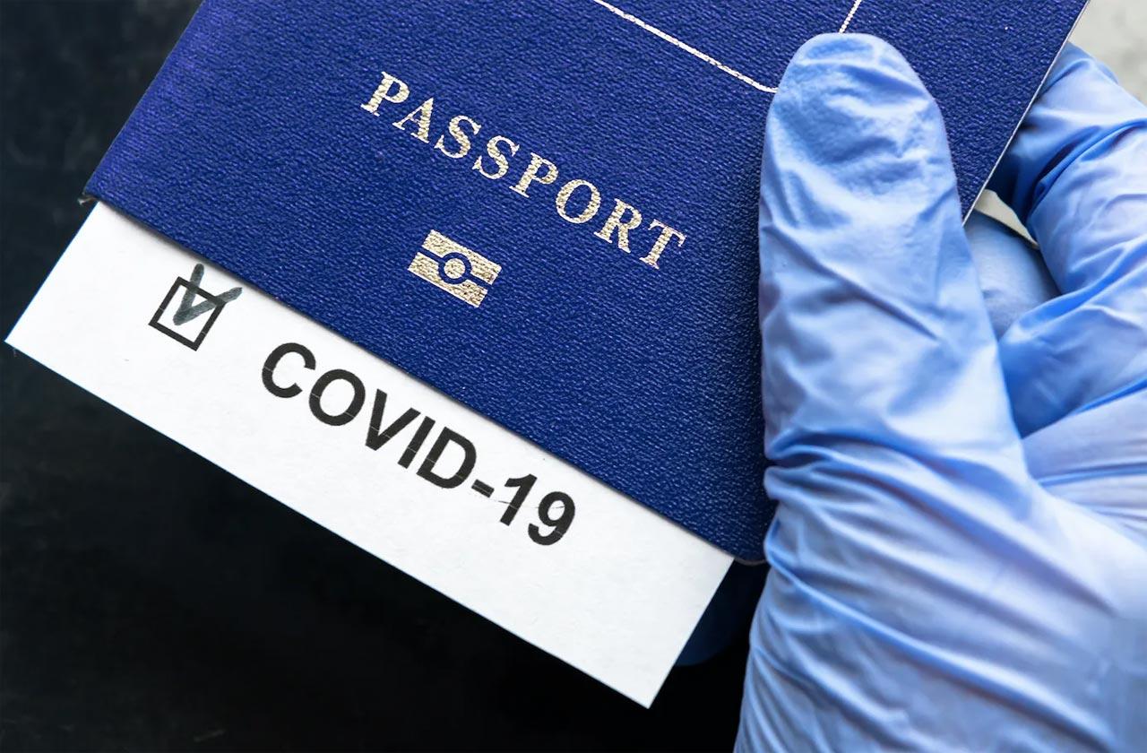 Passaporti vaccinali