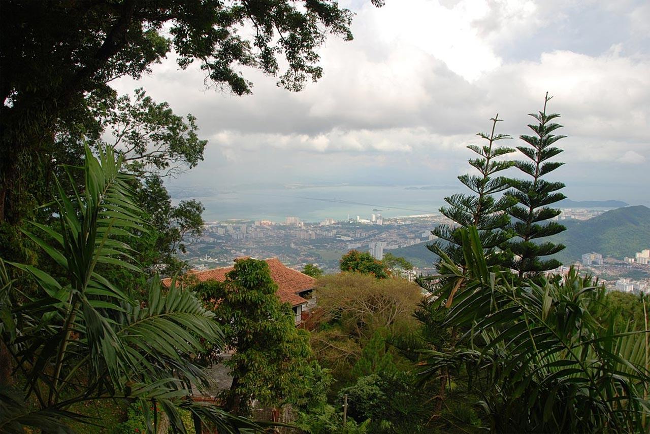 funicolare Penang Hill