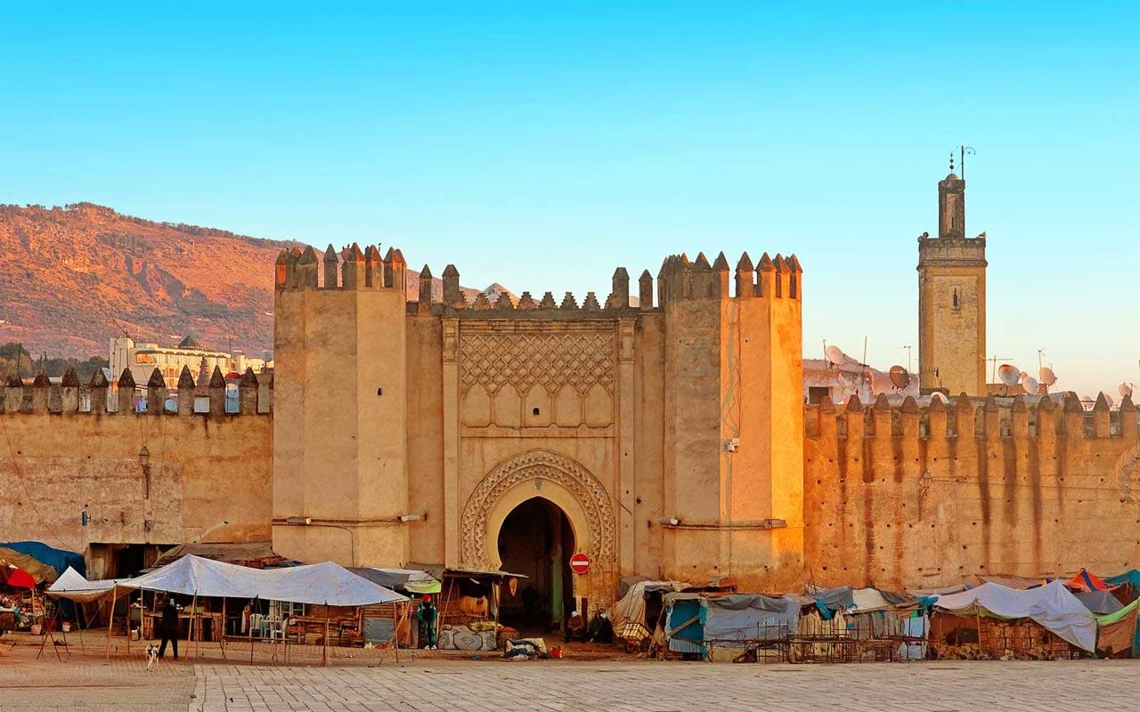 medina di Fez